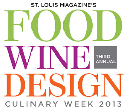St, Louis Magazine Food Wine Design Culinary Week, May 13-17