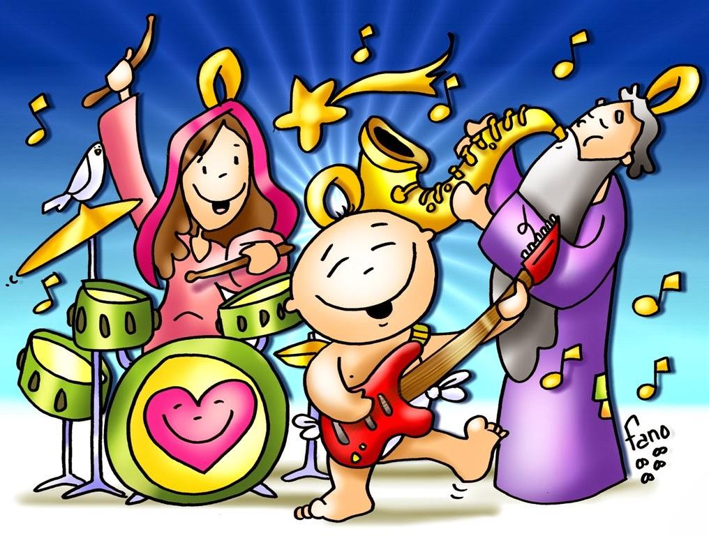 musica cristiana infantil navidena: