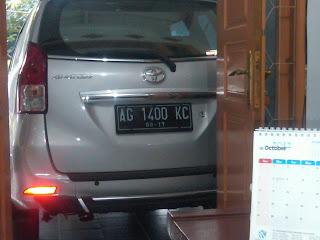 Kirim Mobil Avanza AG 1400 KC Blitar Ke Pontianak