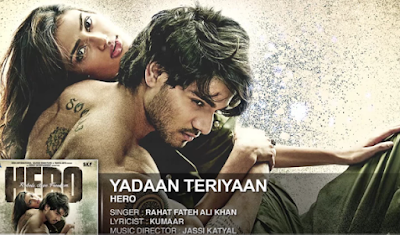 Yadaan Teriyaan Rahat Fateh Ali Khan Mp3 Song Download
