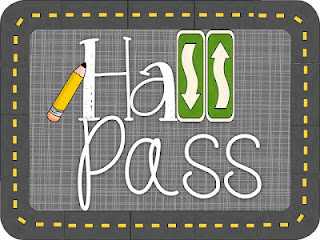 Universal image in hall passes printable