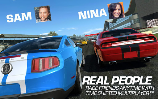 Real Racing 3 v1.20 All Mod Version APK + DATA Android zip market google play