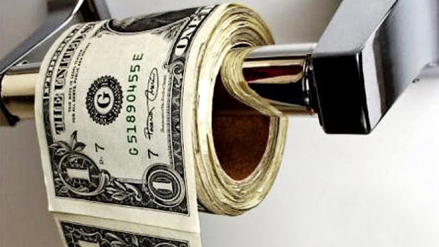 Sermon: The Power of Money