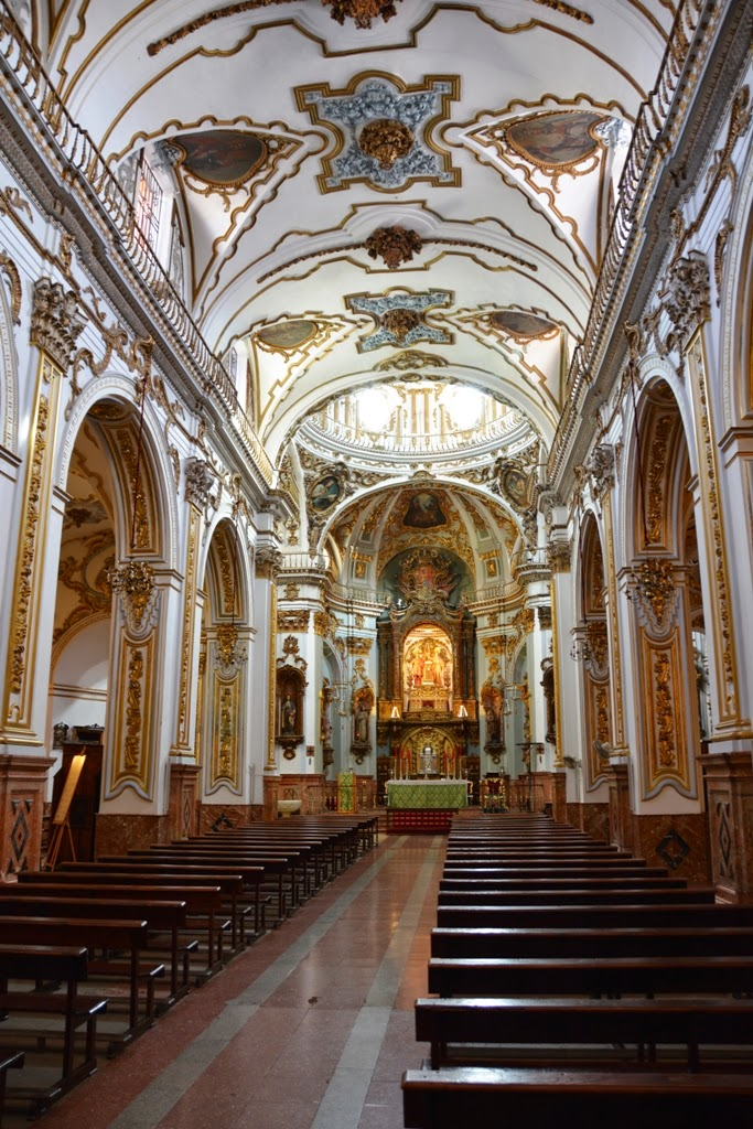 Church of Los Martires Malaga