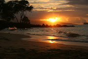 . maybe our Maui's Life's A Beach Grill package, with fresh fish or steak . (maui sunset)