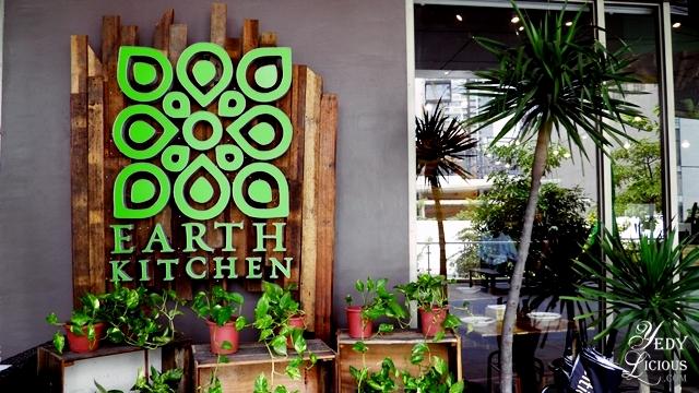 Earth Kitchen At Bgc Yedylicious Manila Food Blog And