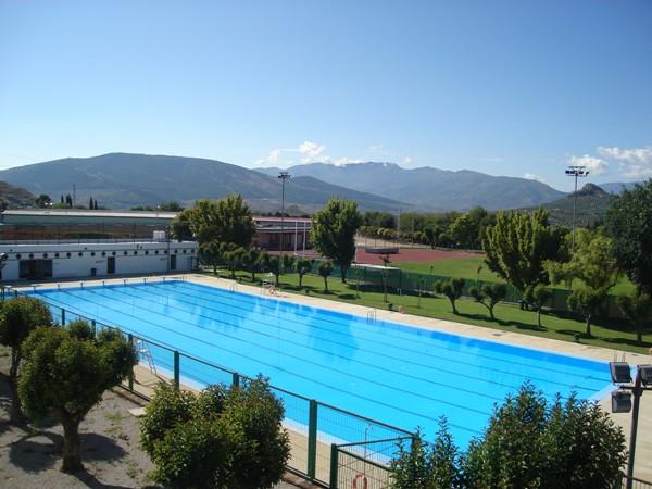 imagen ja n apertura de las piscinas municipales de jaen