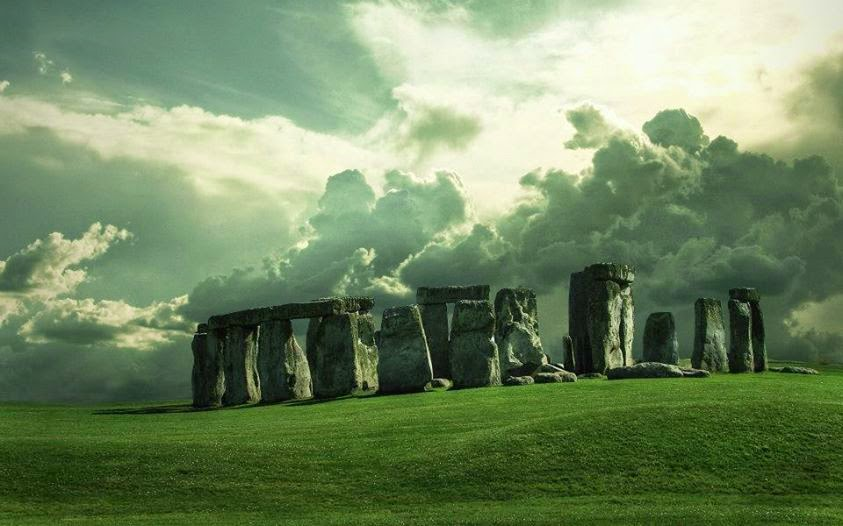 Stonehenge - Amesbury (Regno Unito)