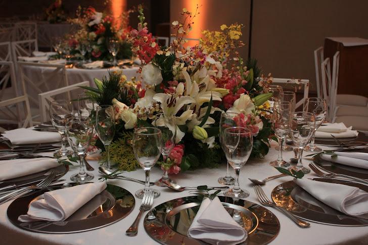 Produção Eventos Arte Floral .