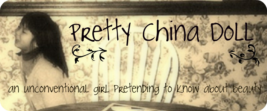 Pretty China Doll