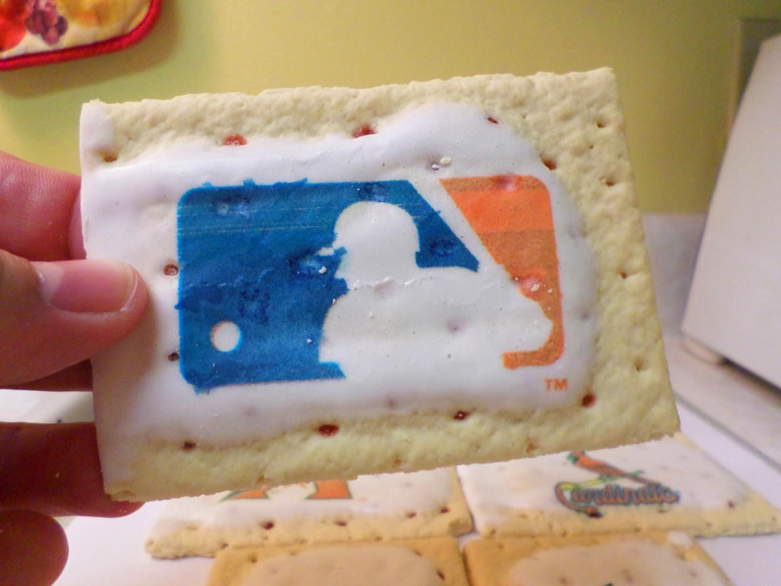 Freakin' MLB Logo Pop-Tart