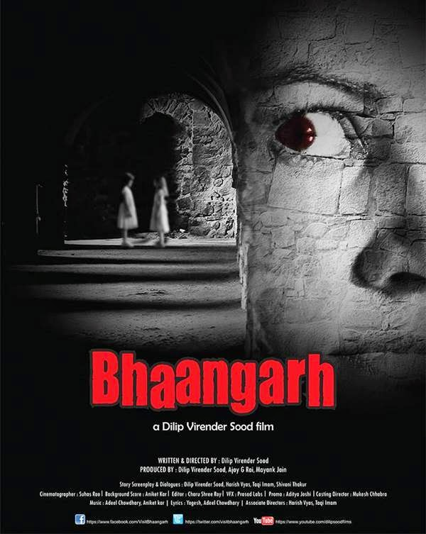 Bhaangarh,2014,horror