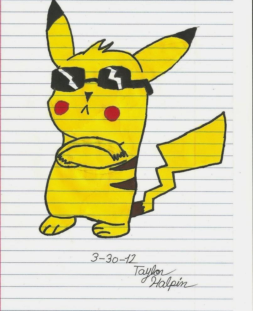 Pikachu: Like A Boss