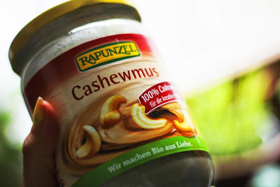 rapunzel cashew mus