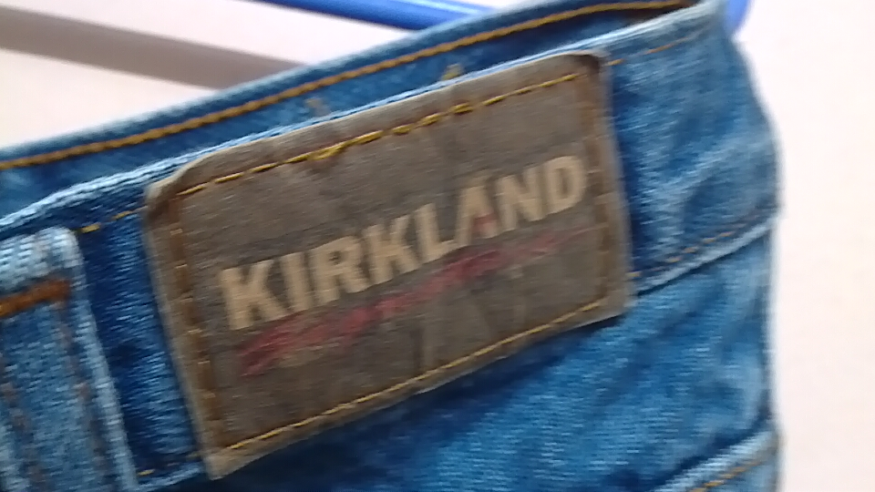 Jeans By Example Kirkland W40 L32 Made In Mexico