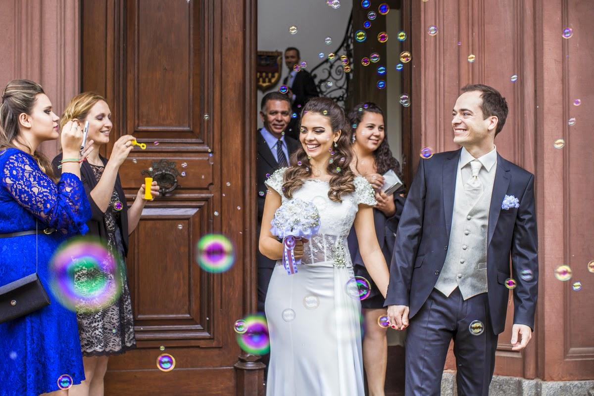 Casamento intercultural Brasil & Alemanha - por Raquel Magalhães Carvalho