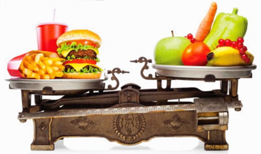 hamburger vagy gyümölcs