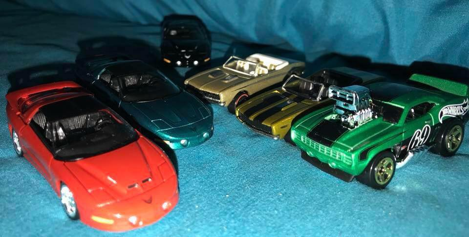 - All Scale Die Cast Cars & Their Variations