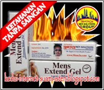 MENS EXTEND GEL (MEG)