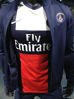 Maillots PSG 2013-2014 (PHOTOS)