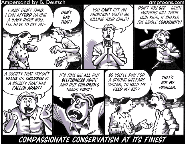 "ABBOTT ""TEA PARTY"" CONSERVATISM"