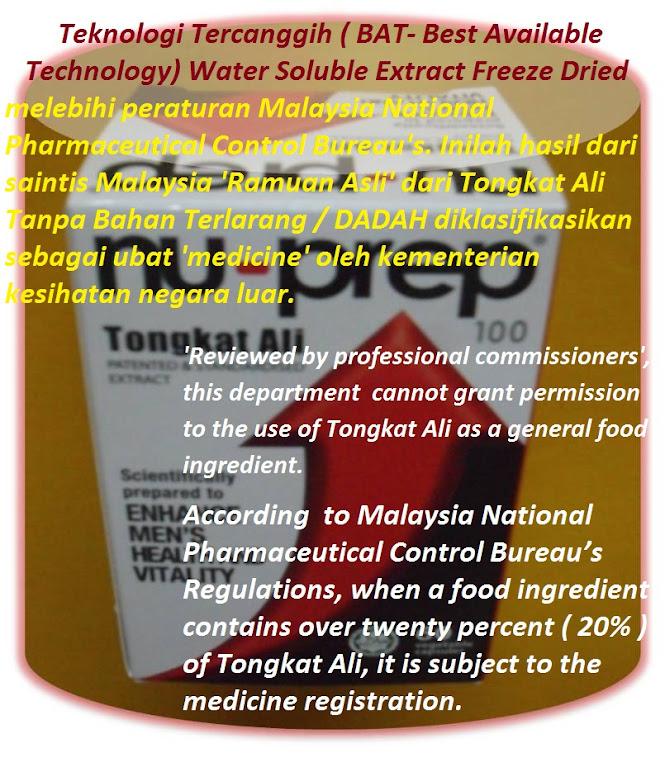 Pengiktirafan,Penghormatan Negara Luar terhadap JENAMA MALAYSIA NU-PREP100 melebihi perubatan moden