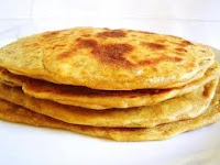 Layered Roti Bread