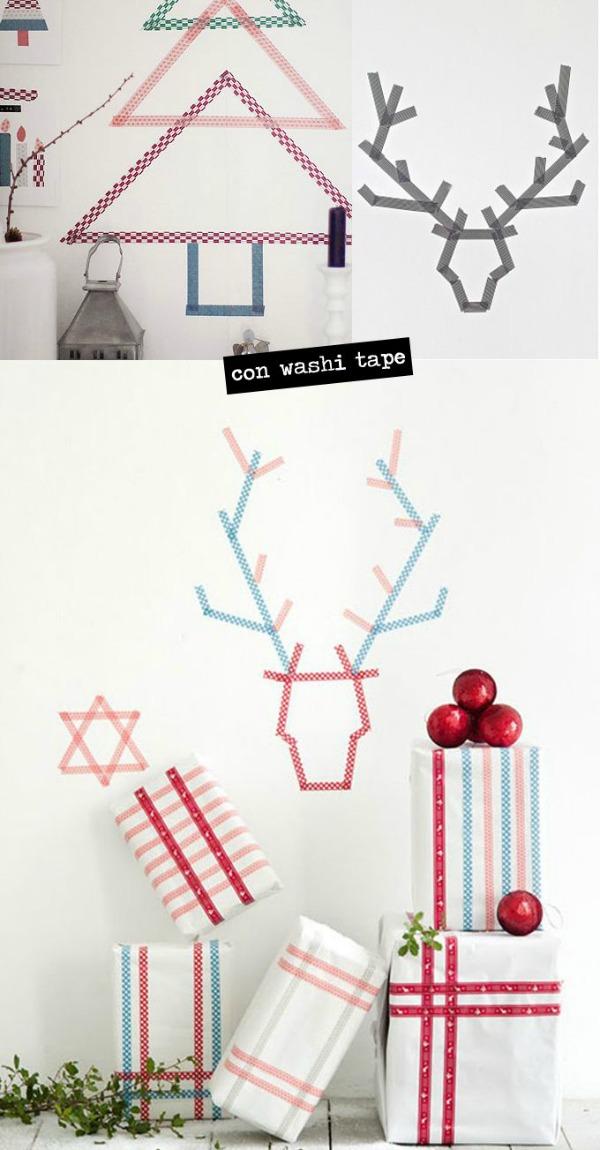 De lunes a domingo decorar con washi tape y dar vida a - Decorar con washi tape ...
