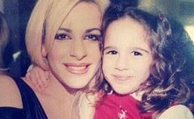 Θα πάθετε ΑΜΟΚ! Η κόρη της Φρατζέσκας Μελά από το Big Brother μεγάλωσε και έγινε μοντέλο... [photos]