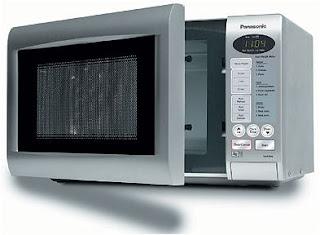 10 Sebab Kenapa Anda Perlu Buang Ketuhar Microwave Anda