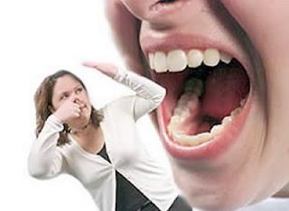 kesehatan mulut, kesehatan spg, tips bau mulut, halitosis
