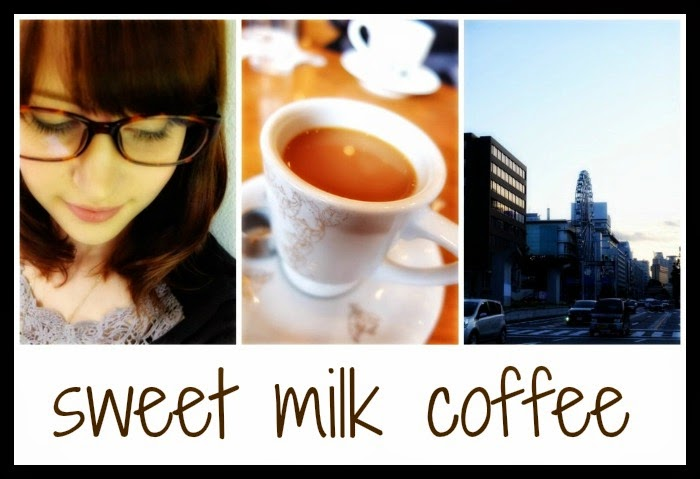sweet milk coffee