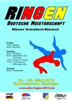 24./25.03.2012 Deutsche Meisterschaft