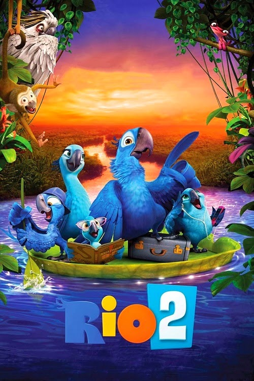 Watch Rio 2 (2014) Online For Free Full Movie English Stream