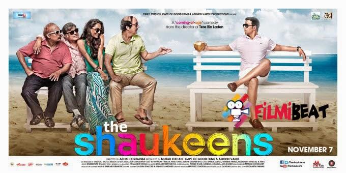 The Shaukeen 2014 Full Movie Hd - Movieon movies - Watch