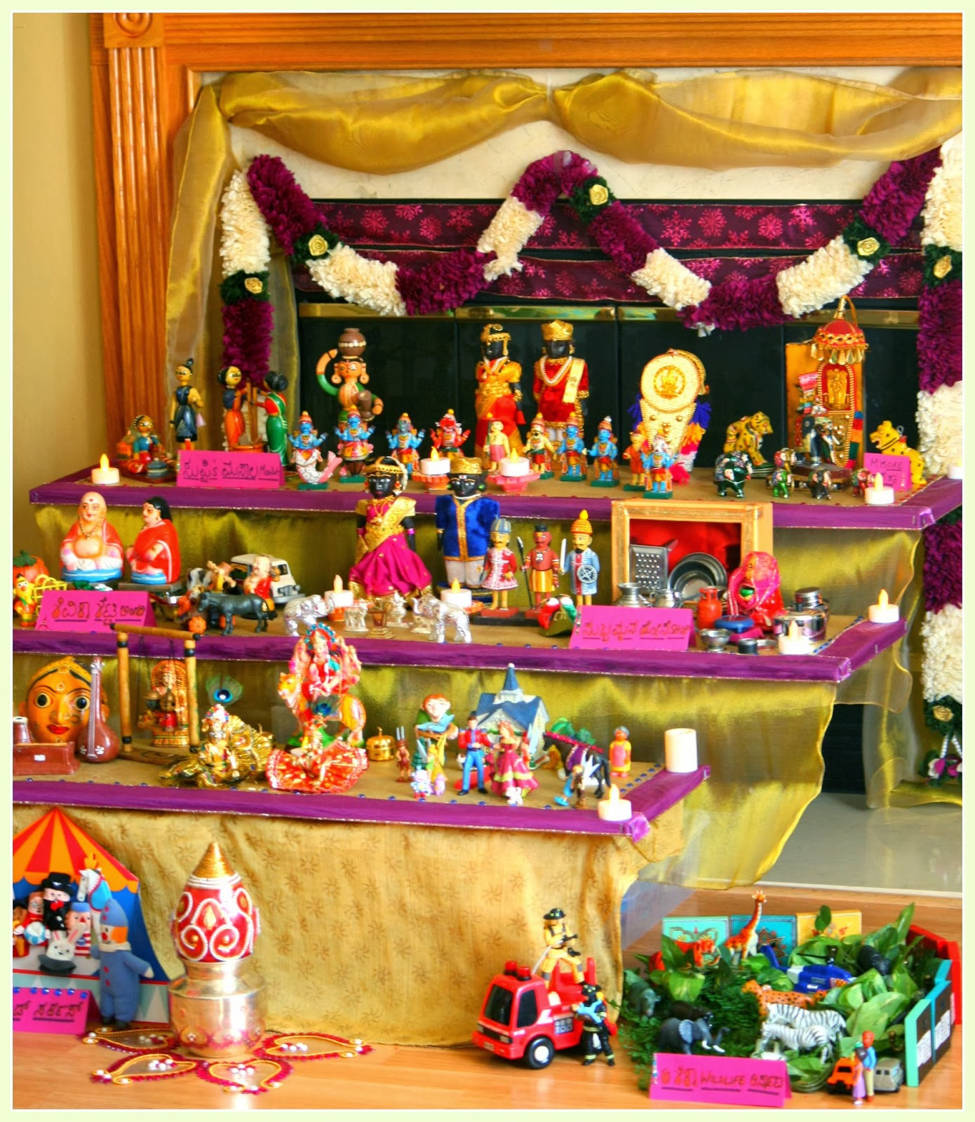 Home Decor Ideas For Navratri: Colors, Cuisines And Cultures Inspired!: Dasara
