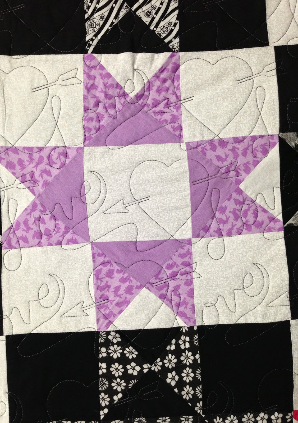 Joan McGarity Star Quilt