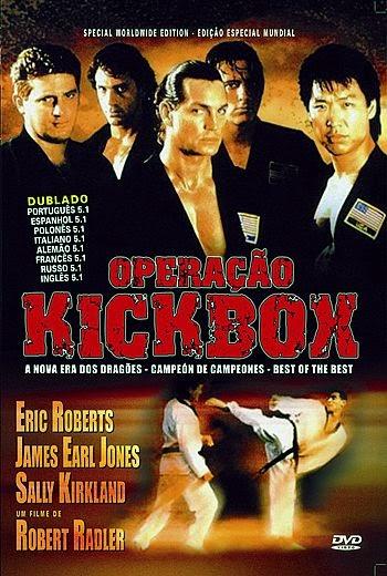 Operação Kickbox: A Nova Era dos Dragões – Legendado (1989)