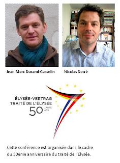 Jean-Marc Durand-Gasselin et Nicolas Desré