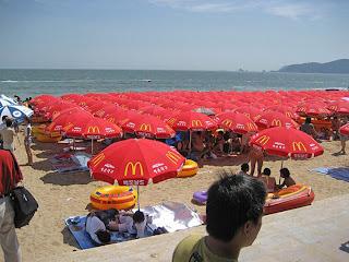 praia lotação esgotada na china