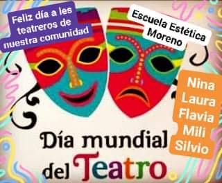 27 de marzo dia Internacional del Teatro