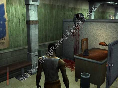 Free Download Games - The Suffering