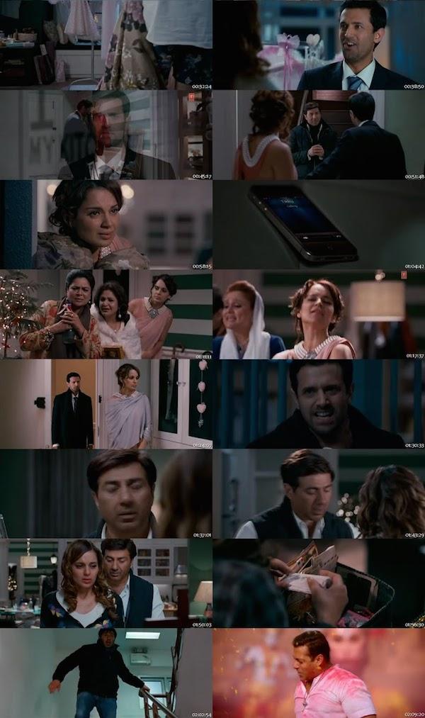 I Love NY 2015 Hindi DVDRip 480p