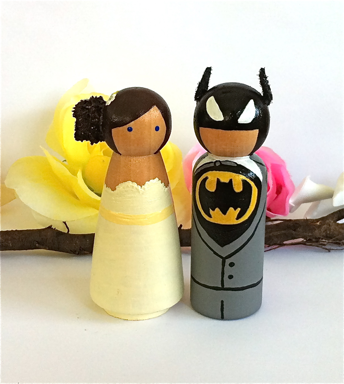 Batman Cake Toppers