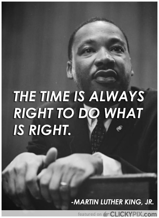 the impact of martin luther king jr to democracy of the united states Martin luther king, jr martin luther king's call to 'give us the ballot' is as relevant today as it  president of the united states and every member of.