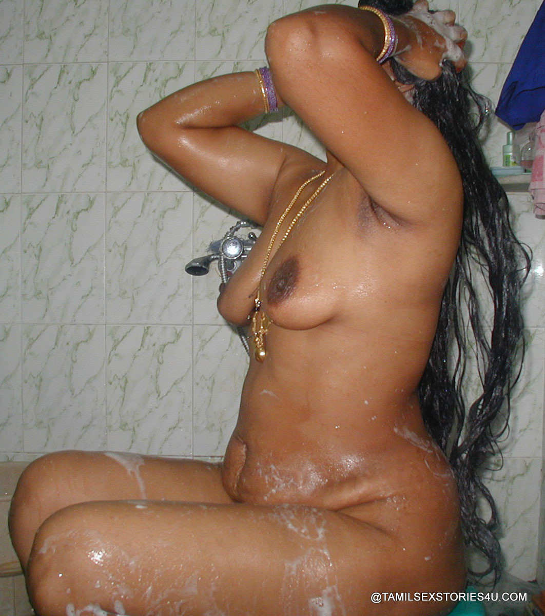 Nude tamil anni bathing sex