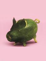 Фигурка от авокадо глиганче
