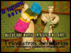 SOU TRICOTEIRA SOLIDARIA!!!