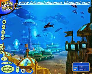 Atlantis underwater tycoon pc game