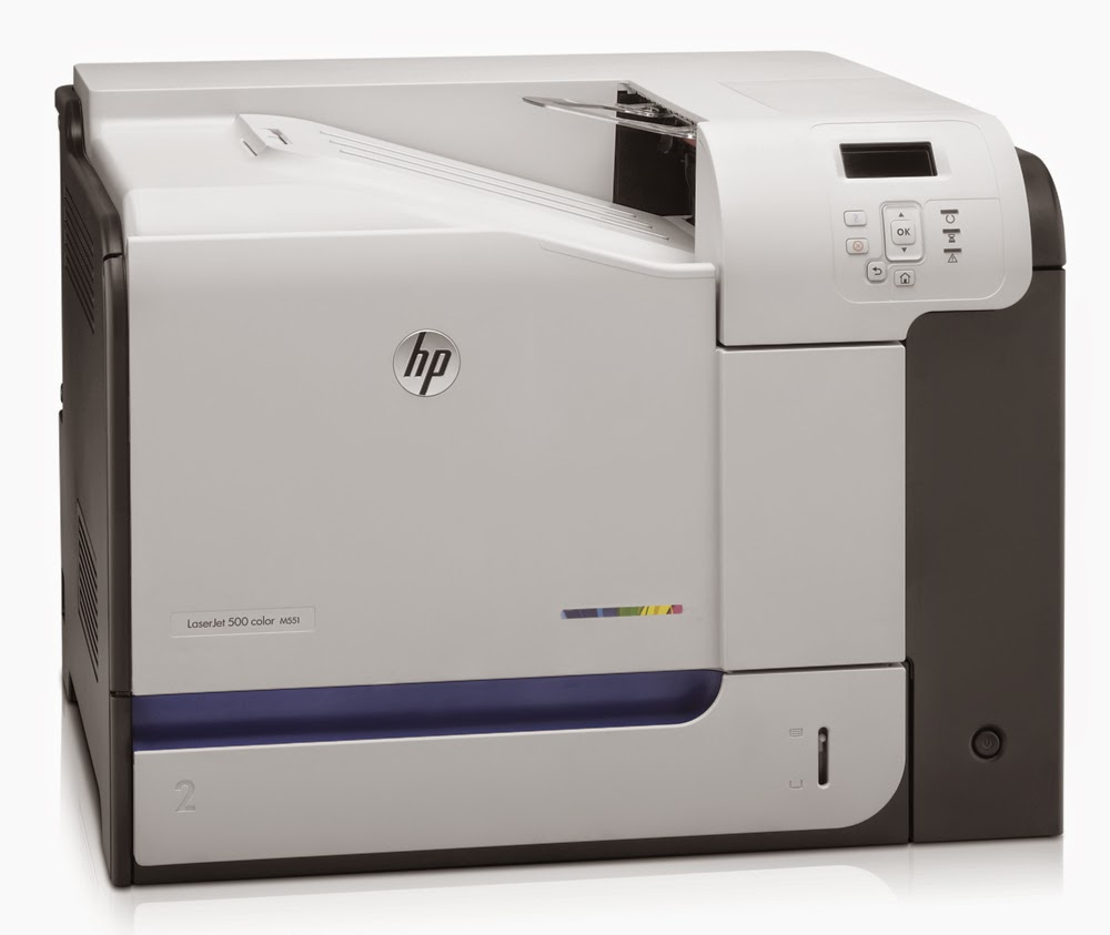 HP LaserJet Enterprise 500 Color Printer M551dn (cf082a)